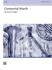 Centennial March Songs Tunes Learn to Play Concert Band MUSIC SET Score & Parts
