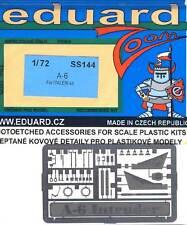 Eduard-Grumman a-6 Intruder modelo-kit ätzteile 1:72 Italeri nuevo embalaje original kit