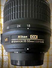 Nikon DX VR AF-S Nikor 18-55mm  1:3.5-5.6G