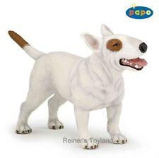 Figur / Spielfigur Papo Hund - 54027 Bullterrier / Terrier - NEU