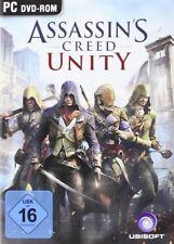 Assassin's Creed unity (PC 2014 sólo el Uplay código de descarga) no sólo DVD Uplay