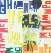 "7"" Mc Hammer/Help The Children (Radio Edit) D"