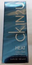 CK IN2U HIM HEAT - CALVIN KLEIN Men 3.4 oz EDT  IN 2 U HEAT  NEW IN BOX