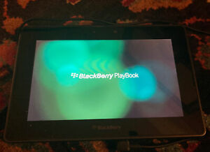 Blackberry Playbook 64gb -Working Order With  Bundled Rapid Magnetic Charger