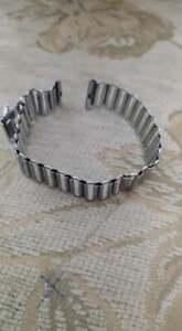 BONKLIP/Bamboo Style-vintage bracelet/strap/military men Watch,vintage  inox