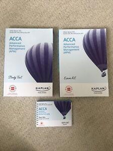 ACCA Kaplan APM Essentials Pack (Advanced Performance Management)