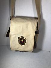 Disneyland Mickey Retro Canvas Crossbody Handbag