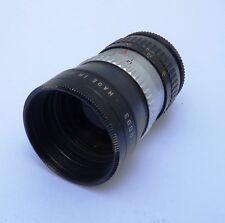 Fujita 38mm fast 1.4 rare f=38mm serial 610093 d mount excellent condition