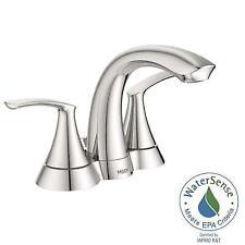 bathroom chrome centerset faucets with 2 handles for sale ebay rh ebay com