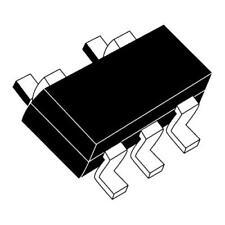 1761 x Panasonic DMC202010R Dual NPN Transistor, 100mA, 50V, 5-Pin Mini5 G3 B