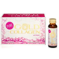 GOLD COLLAGEN Integratore Alimentare Liquido - 10 Flaconi x 50ml (933942450)