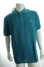 BNWT LACOSTE PH4012 MEN'S SLIM FIT POLO COTTON SHIRT SHORT SLEEVE SIZE 6 RRP £75