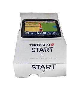 TomTom START 50 M - US Automotive Mountable
