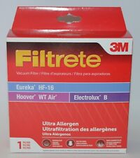 1 FILTRETE VACUUM FILTER EUREKA HF-16 HOOVER WT AIR ELECTROLUX B ULTRA ALLERGEN
