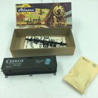 Athearn 5204 HO Scale Crisco Scribed Reefer Car Kit PGRX 4183