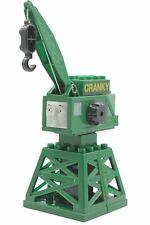 10517 Mega Bloks Thomas & Friends Cranky The Crane Crane Only Excellent Used