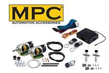 2 Door Popper Kit for Cars & Trucks - 60 lb Solenoids - Newly Improved Design