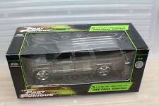 1-18 The Fast & The Furious 2000 Chevy Suburban SUV Ertl/Joyride #33347
