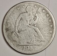1943-o Seated Liberty Half.  Good.  117958