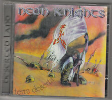 NEON KNIGHTS - deserted land CD