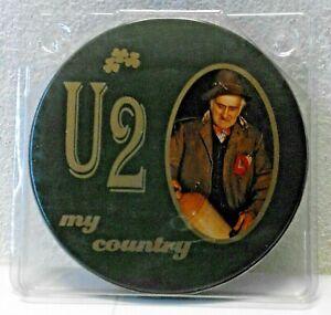 U2  – My Country      (cd  limited ed.)