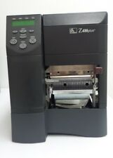 Zebra Z4M Plus (300dpi) Label Printer w/ Rewind & Peeler P/N: Z4M00-3001-4030