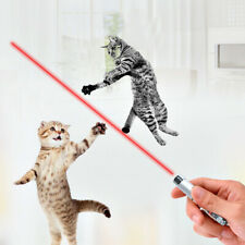 1Pcs Laser Pointer pen Red beam Light Presentation Pets Cat dogs Led Light