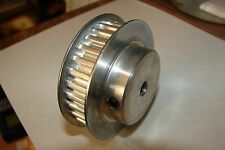 "CNC SERVO or STEPPER MOTOR DRIVE PULLEY 30T 5/16"" .2p AL"