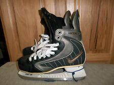 Nike Ingnite Hockey Skates W/ Tuuk Blades Size 10 D