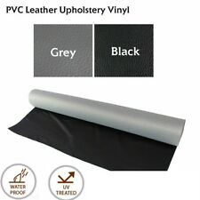 Faux Leather Upholstery Fabric Renovate /Restoration Damaged/Old /Faded/Shedding