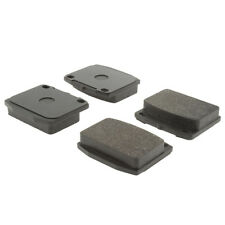 Disc Brake Pad Set-Posi-Quiet Ceramic Disc Brake Pad with Shims-Preferred Front