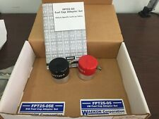FPT25-05U HICKOK WAEKON FUEL CAP ADAPTER UPDATE SET 2000 to 2005 NEW!