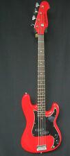 Vintage Memphis 4 String Bass w/hard case Korea