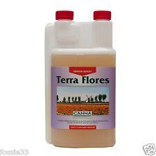 Canna Terra Flores 1 Litre Soil Flowering Plant Nutrient