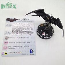 Heroclix World's Finest set Batman (Kingdom Come) #062 Chase figure w/card