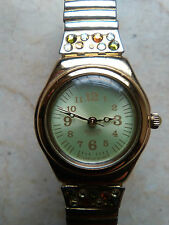 "orologio swatch IRONY LADY LADY modello ""FLORA"" YSG103B anno 1998 USATO RARO"