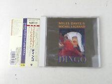 MILES DAVIS & MICHEL LEGRAND - DINGO - CD JAPAN 1991 WARNER W/OBI - NM/NM