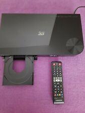Blu-ray Player Samsung BD-H6500, 4K-Upscaling, 3D, schwarz