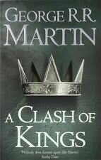 A Clash of Kings: Book 2 of A Song of Ice and Fire by George R. R. Martin (Paperback, 2011)