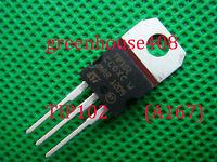 10PCS TIP102 NPN 100V 8A Darlington Transistor TO-220 (A137)