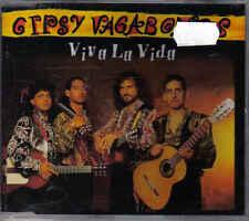 Gipsy Vagabonds-Viva La vida cd maxi single