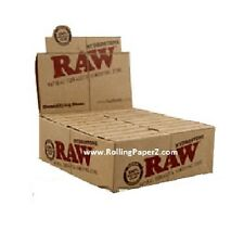 FULL BOX 20PCS RAW Rolling Papers HYDROSTONE HUMIDOR TOBACCO HUMIDIFIER Natural