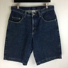 USA Vintage Guess Jeans - Shorts Triangle Logo - Tag Size: 32 (33x11) - #3689