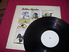 David Bromberg Band: Reckless Abandon LP WHITE LABEL TEST PRESSING
