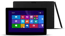 WindowTab 10,1 Zoll Tablet PC (32GB Speicher, 1280x800 Pixel, Windows 10) - Schw