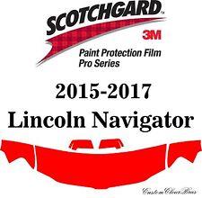 3M Scotchgard Paint Protection Film Pro Series 2015 2016 2017 Lincoln Navigator