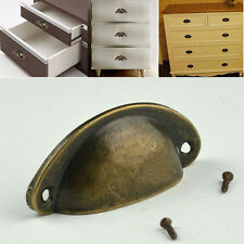 12x Kitchen Cupboard Door Cabinet Cup Drawer Furniture Antique Pull Handle