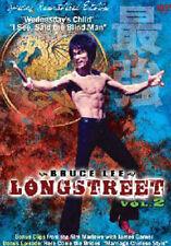 LONGSTREET VOL 2-  Hong Kong RARE Kung Fu Martial Arts Action movie - NEW DVD