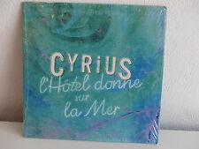 CD SINGLE CYRIUS L'hôtel donne sur la mer PROMO