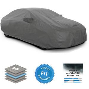 Coverking Mosom Plus Custom Fit Car Cover For Chevy Silverado 3500Hd Truck